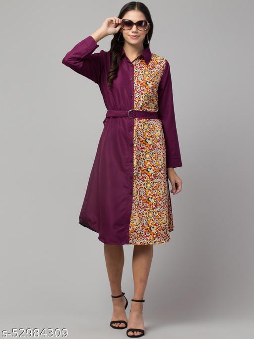 regular fit stylish dress