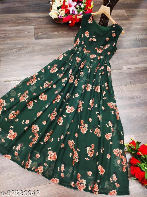 Trendy Modern Women Gowns