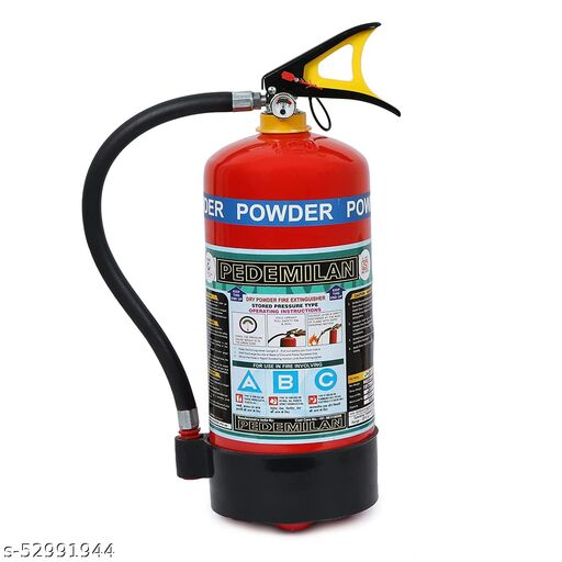 AFO (AUTO FIRE OFF) ISI marked, Certified, Approved Pedemilan Dry Chemical Fire Extinguisher, 4 Kg
