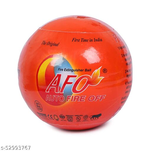 AFO (AUTO FIRE OFF) Fire Extinguisher Ball (Big- 3 KG, Original Made in India)