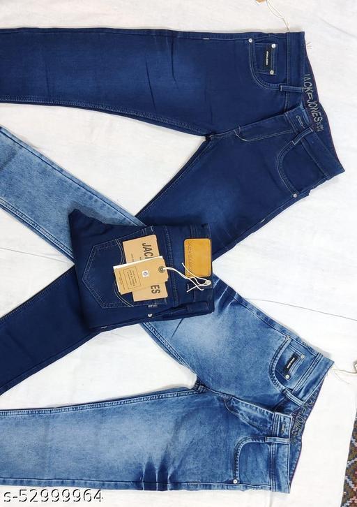 Latest elegant stylish branded jeans