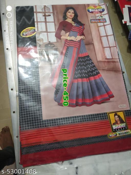 Women Basanti Saree-01