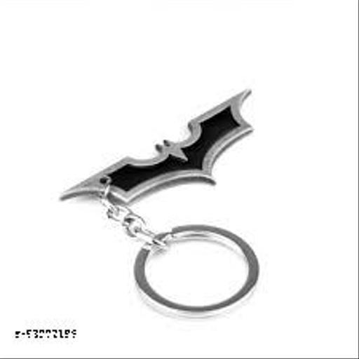 Dark Knight Batman Logo Key Chain
