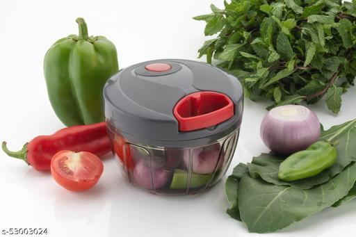 Premium Quality Vegetable Chopper & Smoothie Maker (650ml)