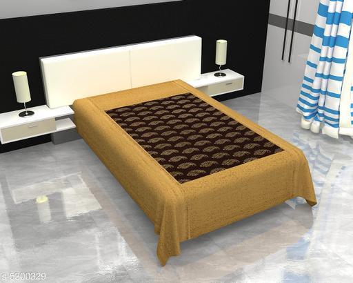 Stylish Cotton 90 x 60 Single Bedsheets
