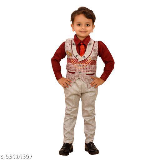 Good-Doo's Jacket, Shirt & Pant Set