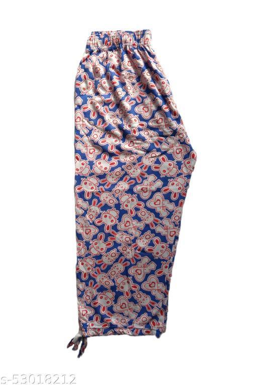 Women's Comfortable Printed Capris CN02