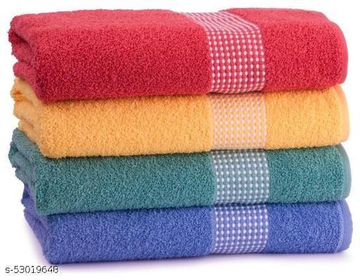 Bath  Towel multicolour (Size 30*60)