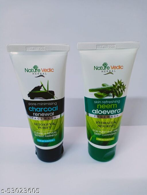 Nature Vedic Face Wash
