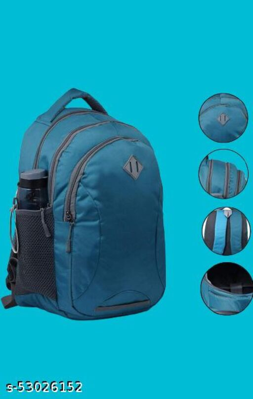 JASPAR Casual Waterproof Laptop Bag/Backpack for Men Women Boys Girls/Office School College Teens & Students ( Pack of 1 )-05