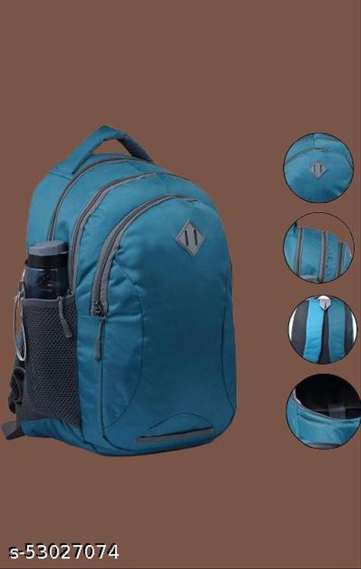 JASPAR Casual Waterproof Laptop Bag/Backpack for Men Women Boys Girls/Office School College Teens & Students ( Pack of 1 )-09