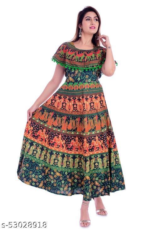 Multicolour Dress For Women