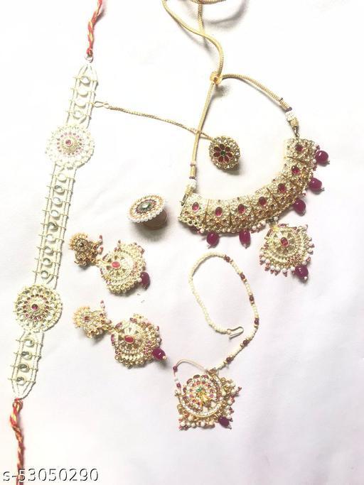 Rajwari Bridal Set