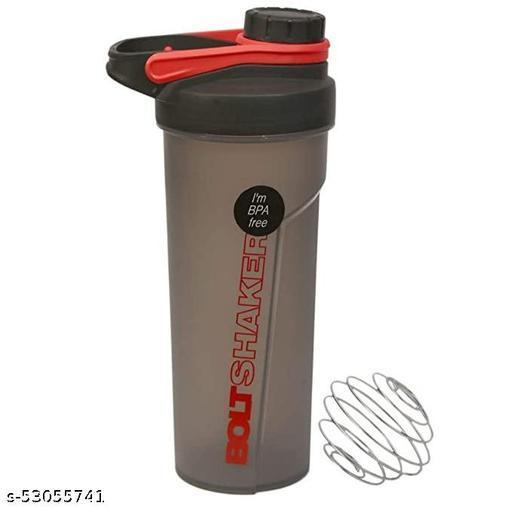 Bolt Shaker Bolt 700 ml with Wire Blending Ball (RED)