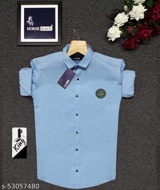 Havy Cotton, Full Sleeve Shirt For Men's