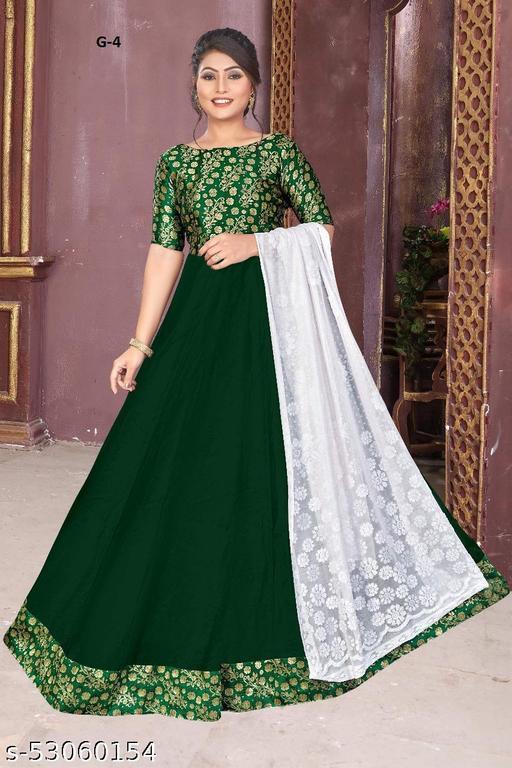 classic tapeta silk designer gown