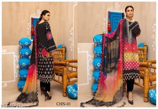 Designer Pakistani Ladies Suits