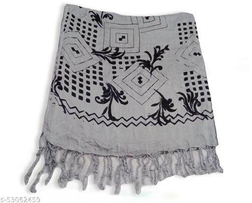 Rayon Shawls in modern designs