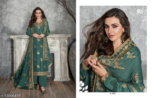 Dolla Silk Designer Salwar Suit