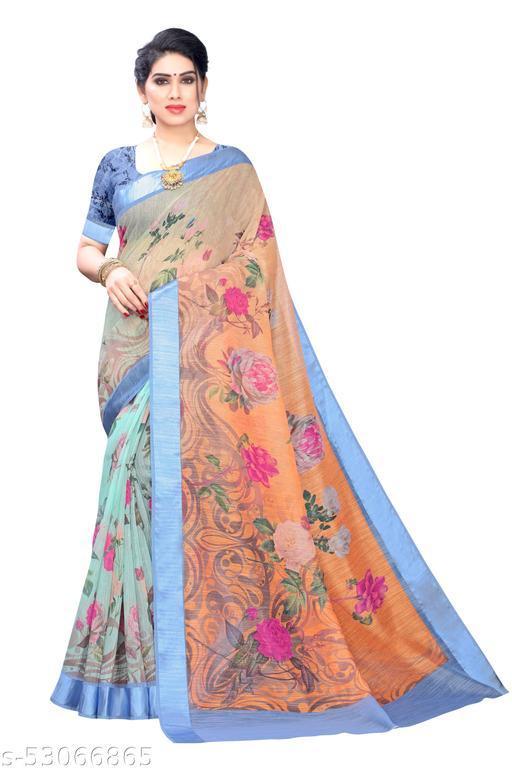 Fevinaa fancy sarees