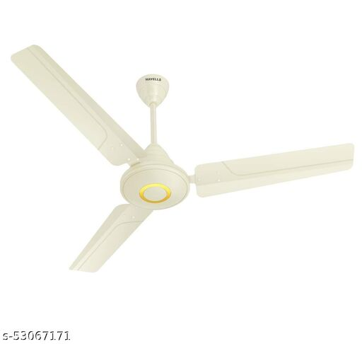 Efficiencia Neo 1200mm BLDC Motor with remote Ceiling Fan (Ivory)