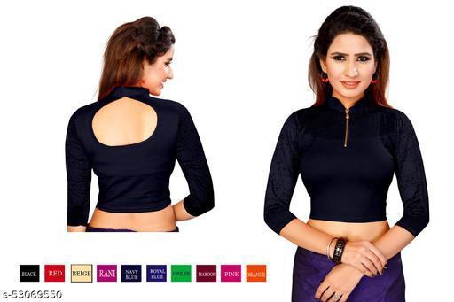 Stretchable Blouse Premium Quality
