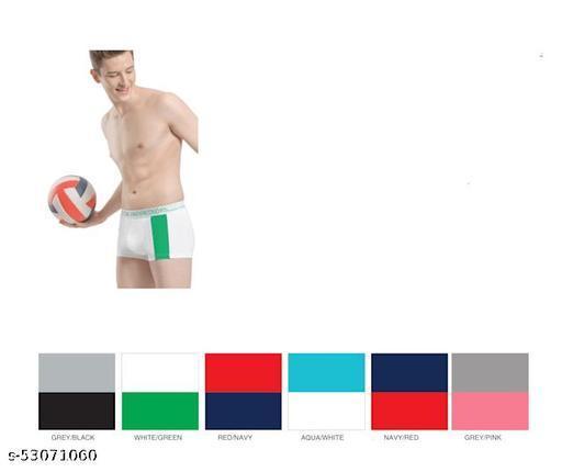 United Colors Of Benetton Plain Boxers for Men 202DI