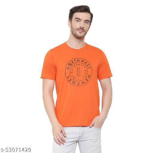 Oneiro Pure Cotton Bio-Wash Printed Tshirt For Men