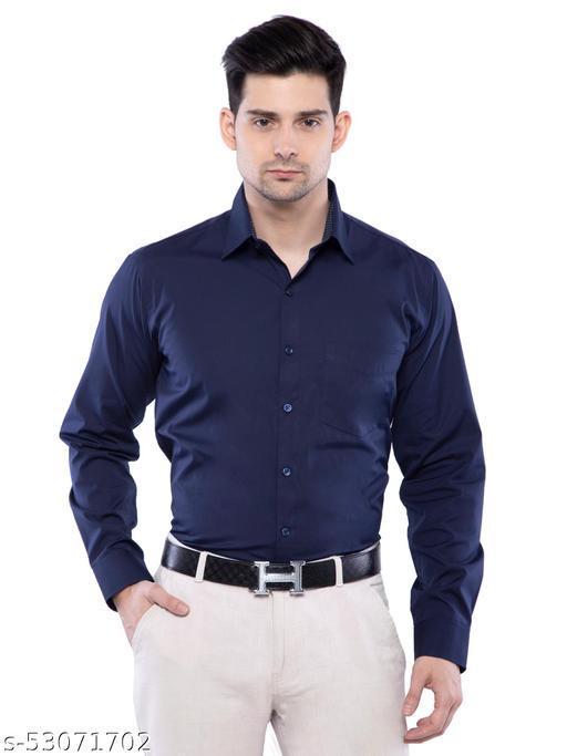 Men Shirts Slim Fit