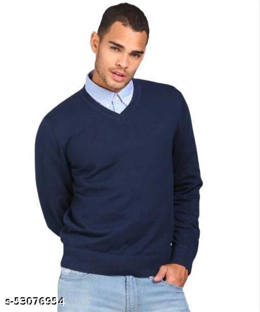 Men's Comfort Wear Full Sleeve Regular Fit Sweater for Winter