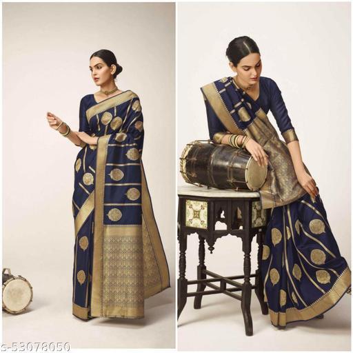 women Pure Silk Handloom Saree With Pure Jari Work