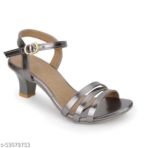 Shofiee comfort footwear Heels for Women