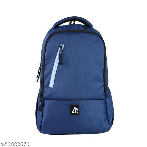 Mike Unisex Laptop Backpack-Blue