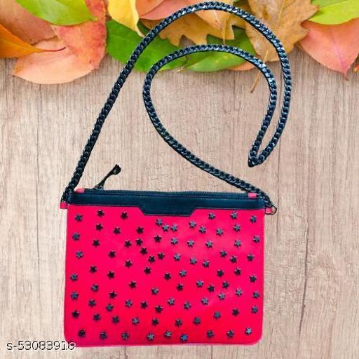 VISUVA Sitar Women's Handbag ( Pack of 1, Pink )-04