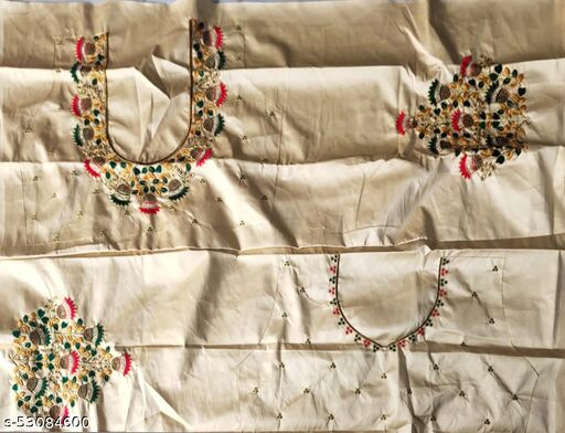 Embroidered  Worked Stylish Blouse No 5