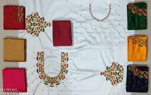 Embroidered  Worked Stylish Blouse No 2