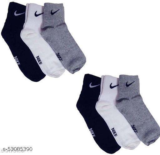 Nil Ankle Length Socks Combo Pair Of 06