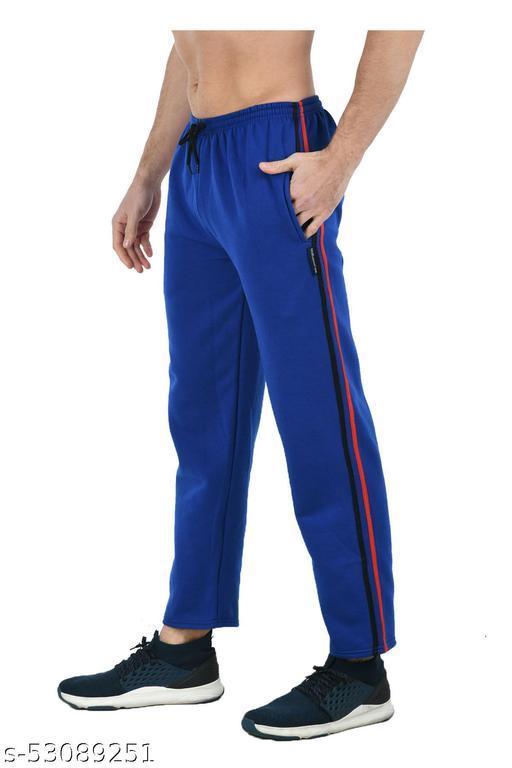 IndiStar Men Fleece Warm Track Pants/Lower (Pack of 1)