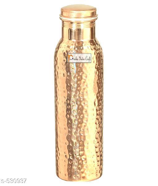 Classy Copper Bottle