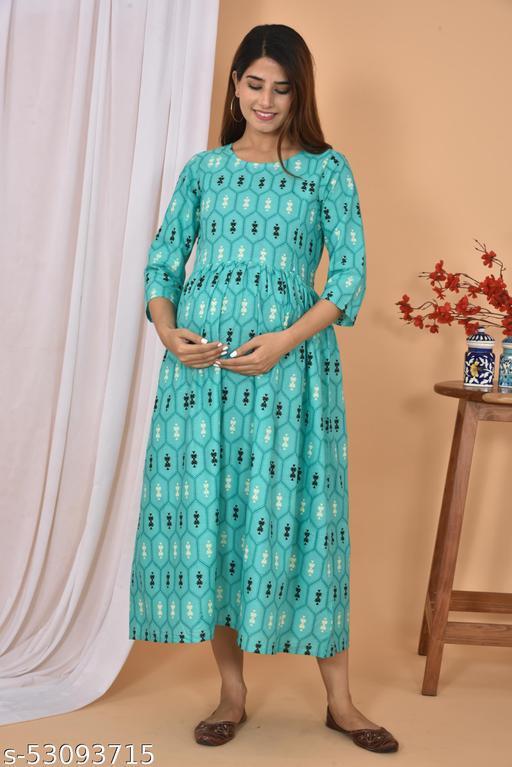 Maternity Feeding Dress