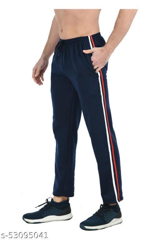 IndiWeaves Men Fleece Warm Track Pants/Lower (Pack of 1)