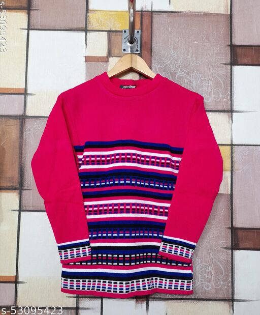 Agile Classy Girls Sweaters