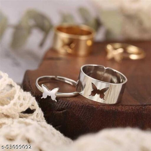 Butterfly RIng Adjjustable