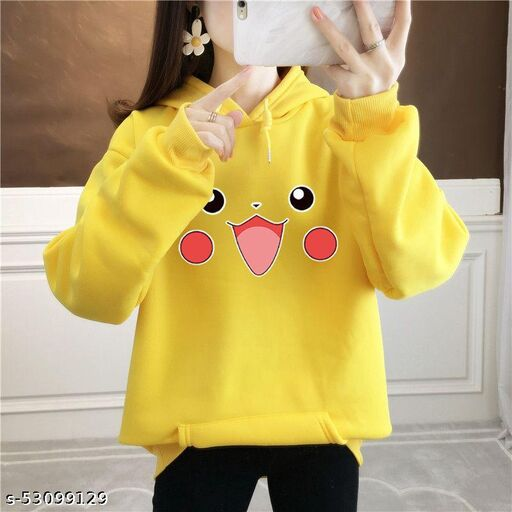 LF winter collection premium pikachu cap huddie