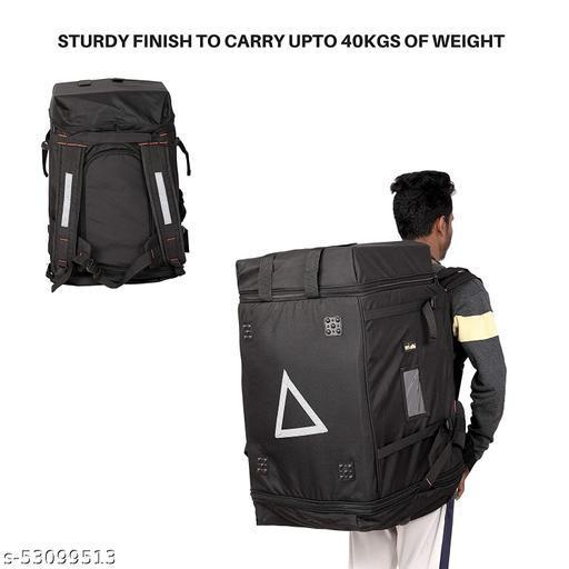 Large Size Black/Food/Grocery/Logistic/Parcel/CourierDelivery Bag