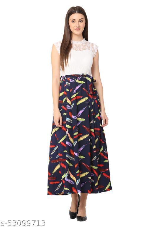 Women Maxi Length Gown