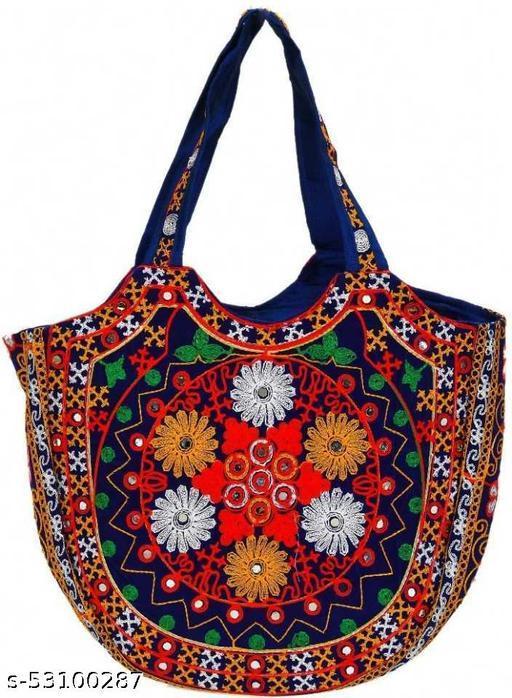 Men & Women Blue Shoulder Bag - Extra Spacious