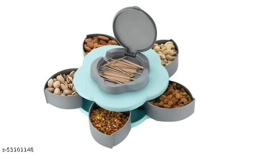 Smart Candy Box - Smart Storage for Dry Fruits, Candies, Spices & Jewels