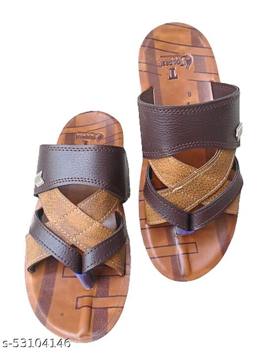 Mens new slippers