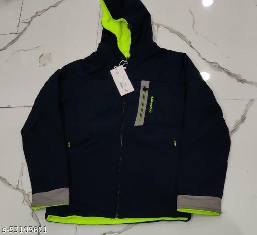 Full Sleeve Men's Cotton Jacket